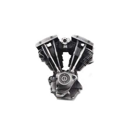 Shovelhead Motor Shifter Knob,for Harley Davidson,by V-Twin (Shovelhead Motors)