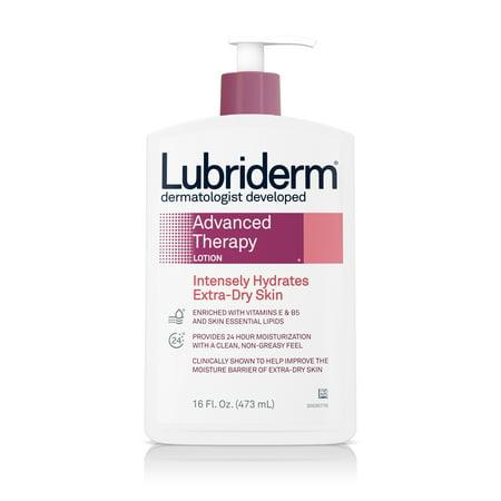 Lubriderm Advanced Therapy Body Lotion - 16 oz ()