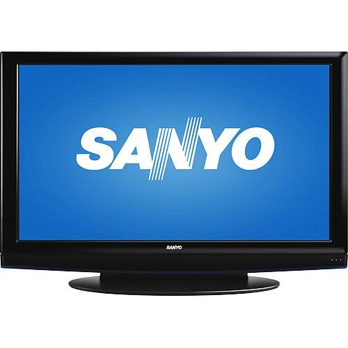 "Sanyo 50"" Class 720p 60Hz Plasma HDTV, DP50749"