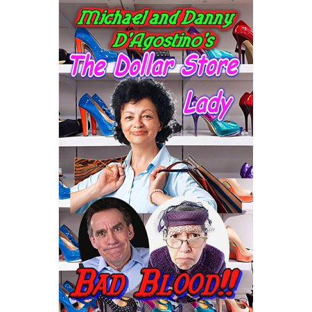 The Dollar Store Lady - Bad Blood!! - eBook](Dollar Store Halloween Crafts)