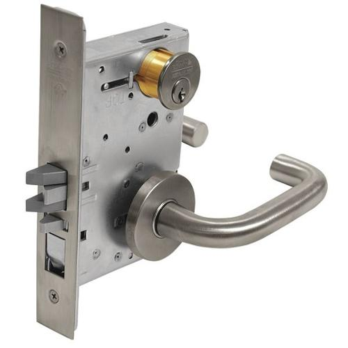 Corbin Ml2051 Lwa630 Heavy Duty Mortise Lockset Lever