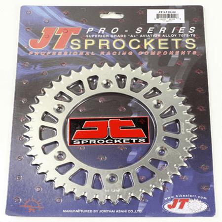 44 Tooth Rear Alloy Sprocket - JT REAR ALLOY SPROCKET (JTA210), 44 TOOTH