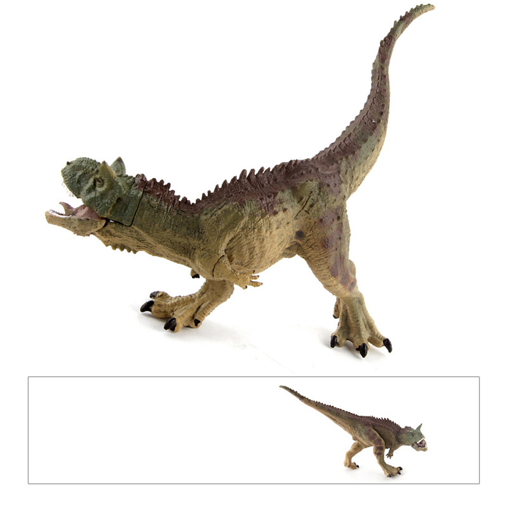 Redcolourful Children Creative Jurassic Dinosaur Action Figure Simulate Jaw Movable Dinosaur Model Learning Educational Play Toy Great Christmas/New Year Gift