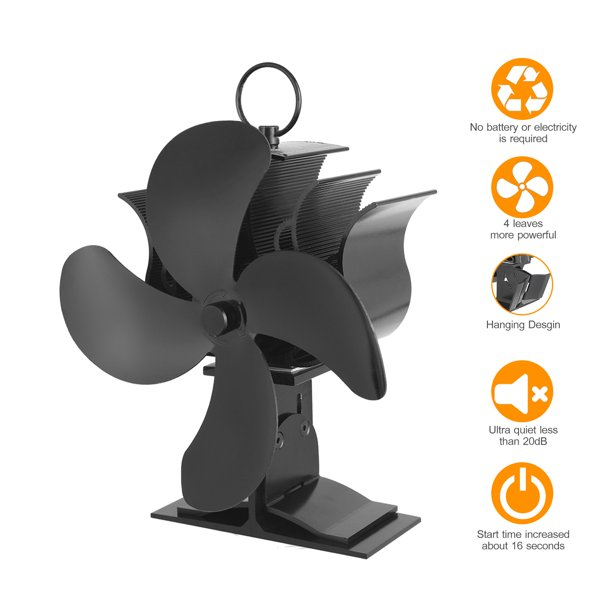 Eccomum Upgrade 4 Heat Powered Fan Stand Hanging Dual Way For Wood Log Burning Fireplace Rapid Startup With Arrow Mark Ring Handle Quiet Low Cost Walmart Com Walmart Com Thingiverse is a universe of things. walmart