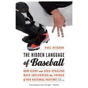 The Hidden Language of Baseball - eBook