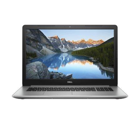 "Dell Inspiron 5770 Intel Core i3-7130U X2 2.7GHz 8GB 1TB 17.3"" Win10, Silver (Certified Refurbished)"