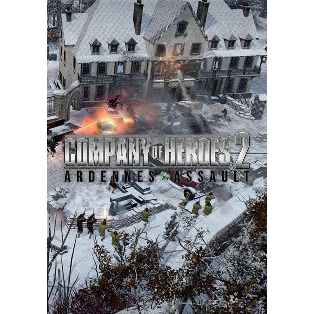 Company Of Heroes 2 Ardennes Assault Sega Pc Digital