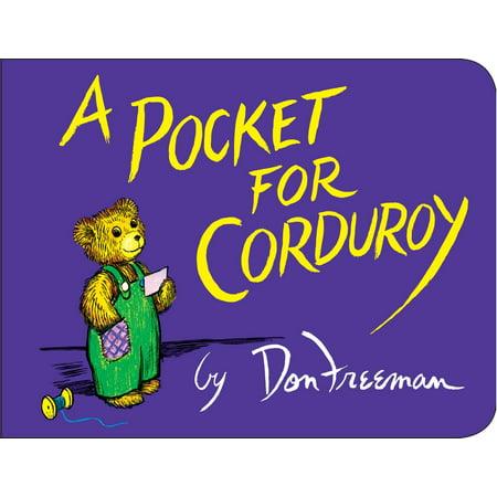 Pocket for Corduroy (Board Book)