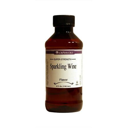 LorAnn Sparkling Wine Super Strength Flavor 4 oz