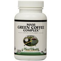Maxi Green Coffee Complex Capsules  60 Count Carrier To Shipping International Usps  Ups  Fedex  Dhl  14 28 Day By Dragon Shoppi