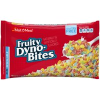 Malt-O-Meal Gluten Free Cereal, Fruity Dyno Bites, 65 Oz Bag