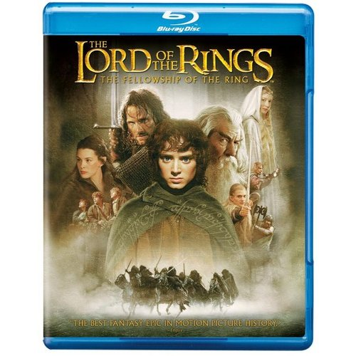 The Lord Of The Rings: Fellowship Of The Ring (Blu-Ray Extended Edition) (Widescreen)
