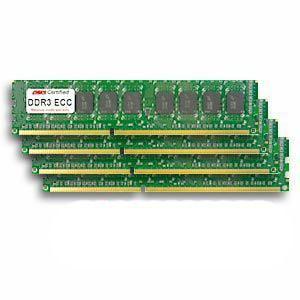 16GB Kit for Apple Mac Pro (5,1) (4 x 4GB) DDR3-1333 PC3-10600 ECC 240 Pin DIMM MC728G/A x 4