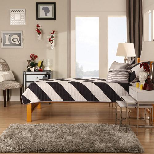 Elise Twin Bed, Honey Pine