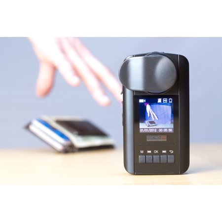 Plug & Play Mini Parking Enforcement 720p Video Camera Rechargeable - image 3 of 7