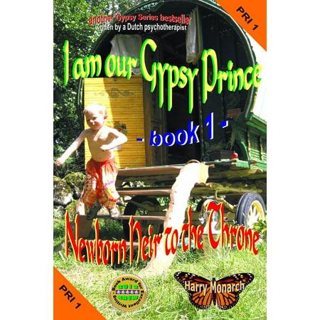 I am our Gypsy Prince 1: Newborn Heir to the Throne -