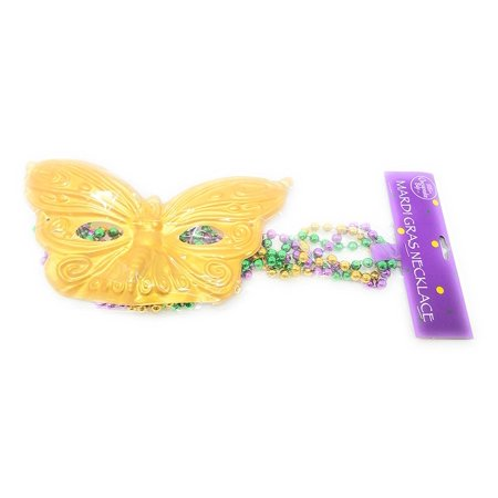 Chesapeake Bay Mardi Gras Party Necklace Mask 18