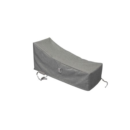 Platinum Shield Outdoor Long Chaise Lounge Cover by Astella ()