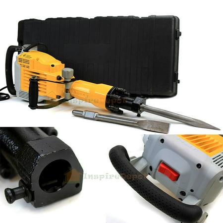 STKUSA 3600W Electric Jack Hammer Concrete Demolition Chisel (Best Hand Hammer For Demolition)