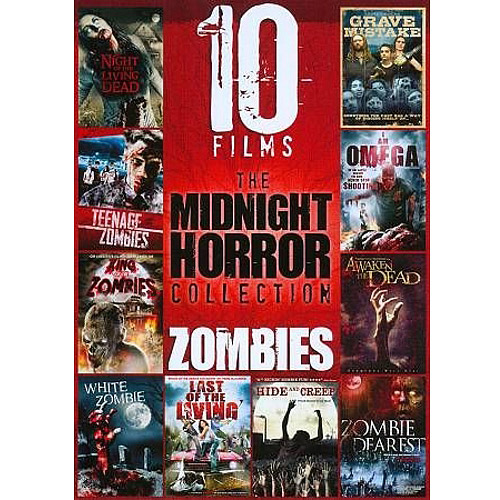 The Midnight Horror Collection: Zombies