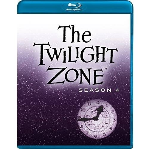 The Twilight Zone: Season 4 (Blu-ray)