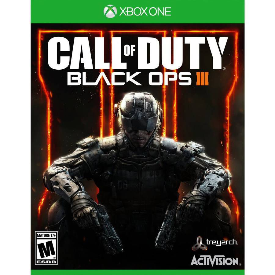 Call Of Duty Black Ops III (Xbox One)