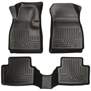 Husky Liners Front & 2nd Seat Floor Liners Fits 11-17 Regal