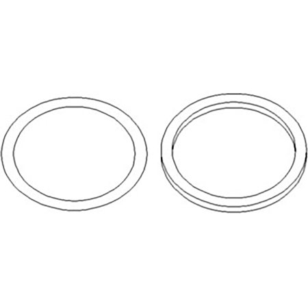 235760KIT New Ford New Holland Tractor O-Ring Kit NAA NAB