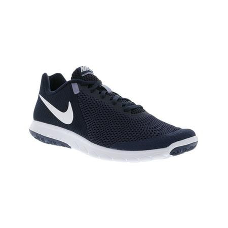 b8f57eaac4f12 Nike Men s Flex Experience Rn 6 Black   - Dark Grey Ankle-High Fabric  Running ...