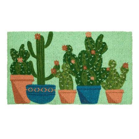 Better Homes & Gardens Cactus Garden Doormat
