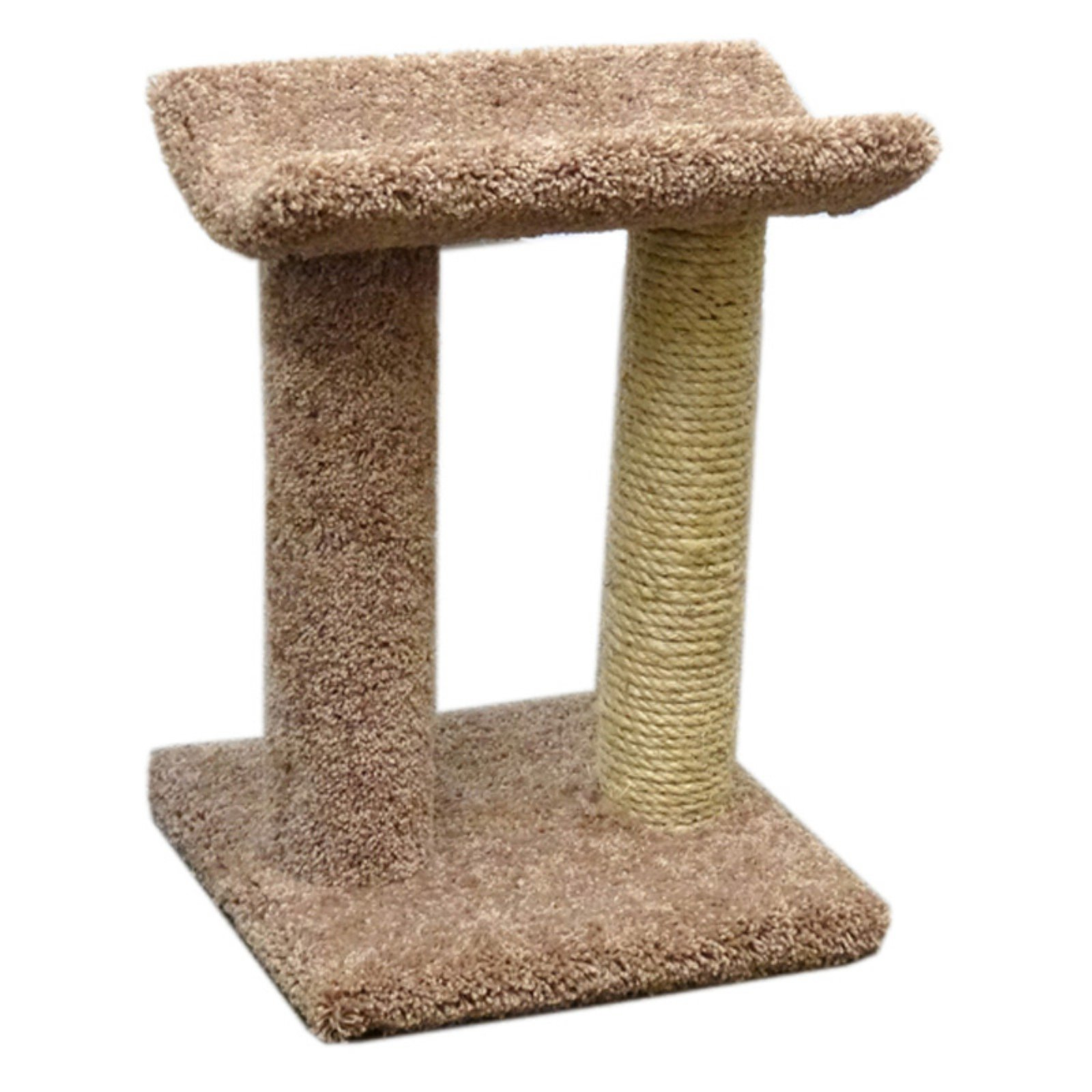 New Cat Condos Premier Sisal Rope Scratch Post