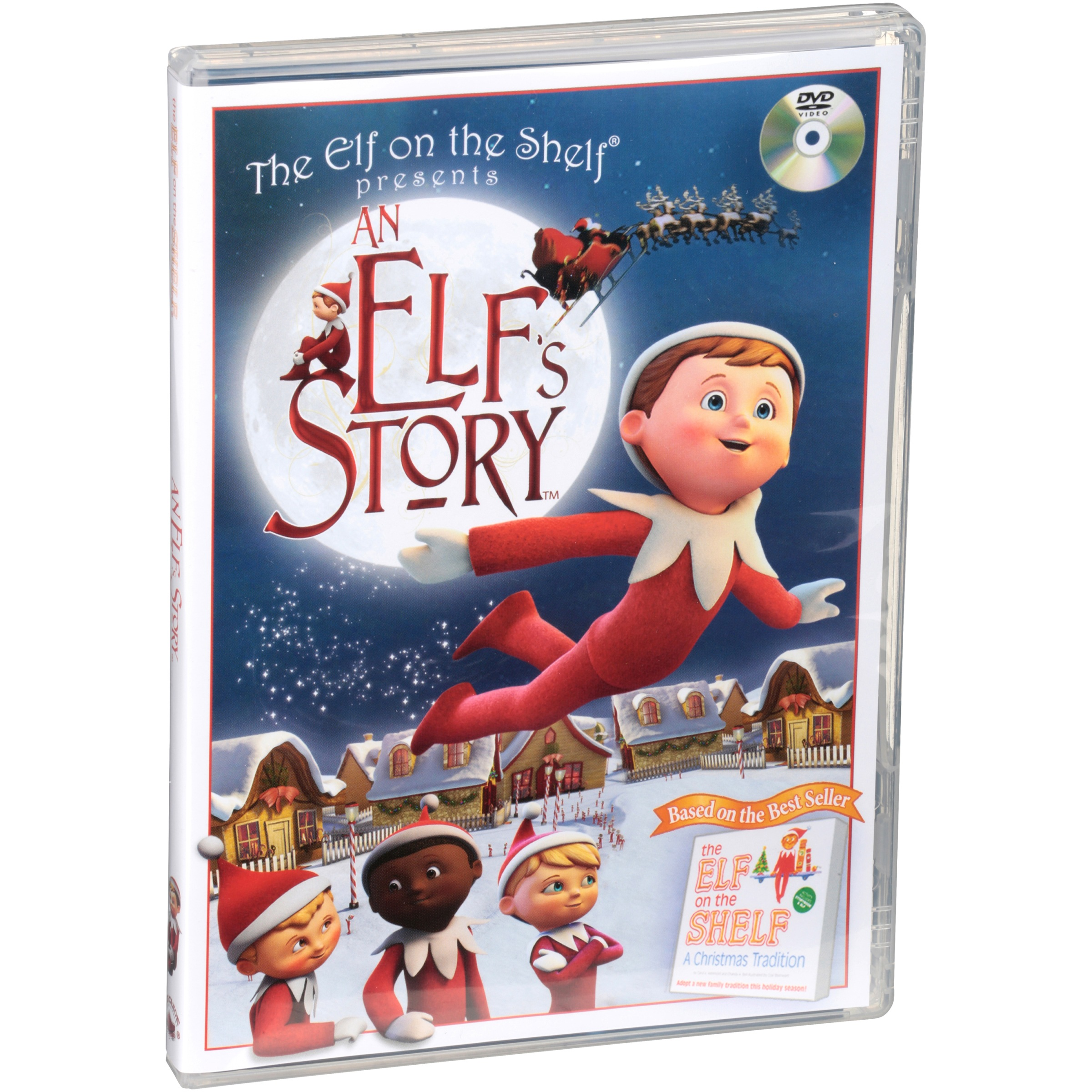 Elf on the Shelf® Presents An Elf's Story™ (DVD)