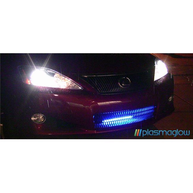 PlasmaGlow 10411 Night Raider LED Scanner - RED