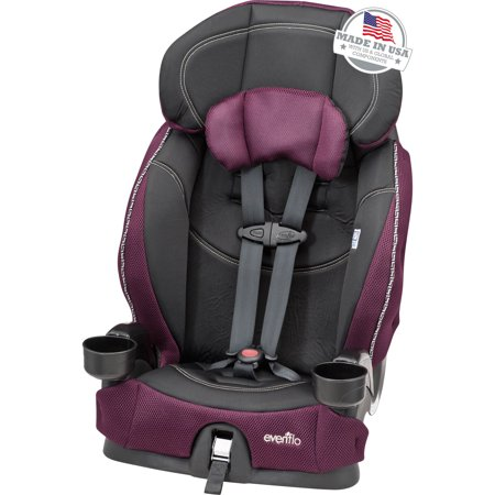 evenflo chase lx harness booster car seat reese. Black Bedroom Furniture Sets. Home Design Ideas