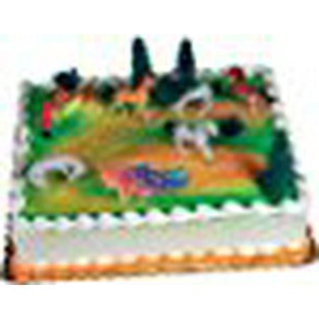 A1BakerySupplies Cake Decorating Kit CupCake Decorating Kit Sports Toys (Horses Zoo)