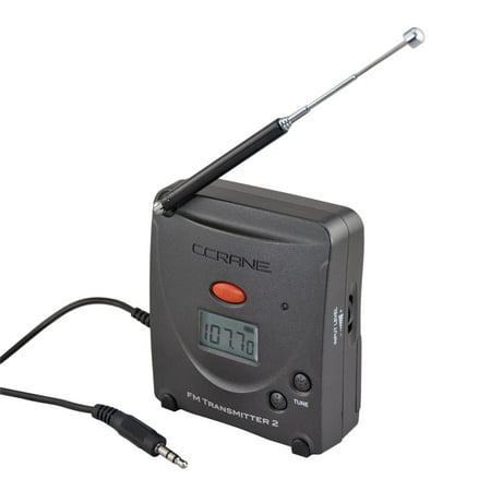 C. Crane Digital Full Spectrum FM Transmitter 2