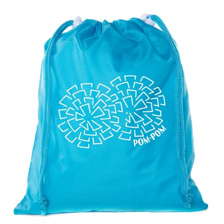 Mini Cheer Drawstring Bag Pom and Cheer Goodie Bag Team Cheer and Pom Cinch Bags](Personalized Cinch Bags)