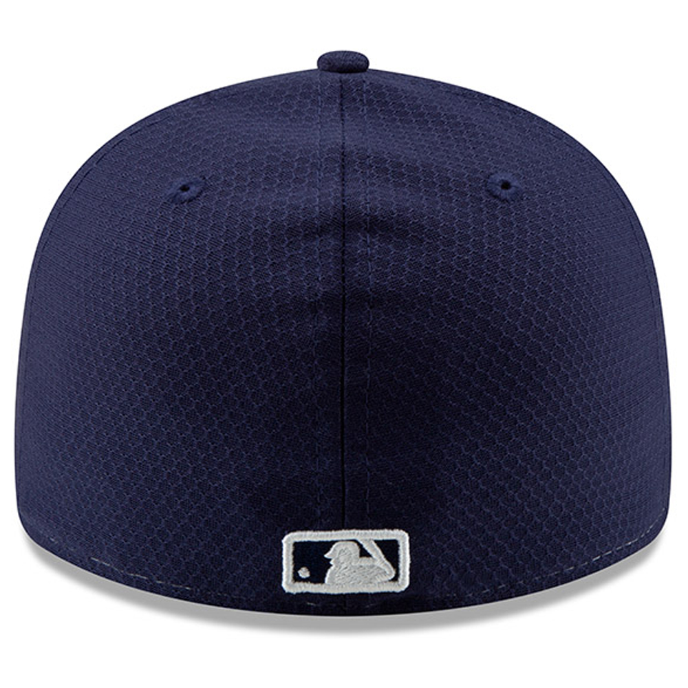 buy popular 6a186 ceff1 San Diego Padres New Era 2019 Spring Training Low Profile 59FIFTY Fitted Hat  - White Blue - Walmart.com