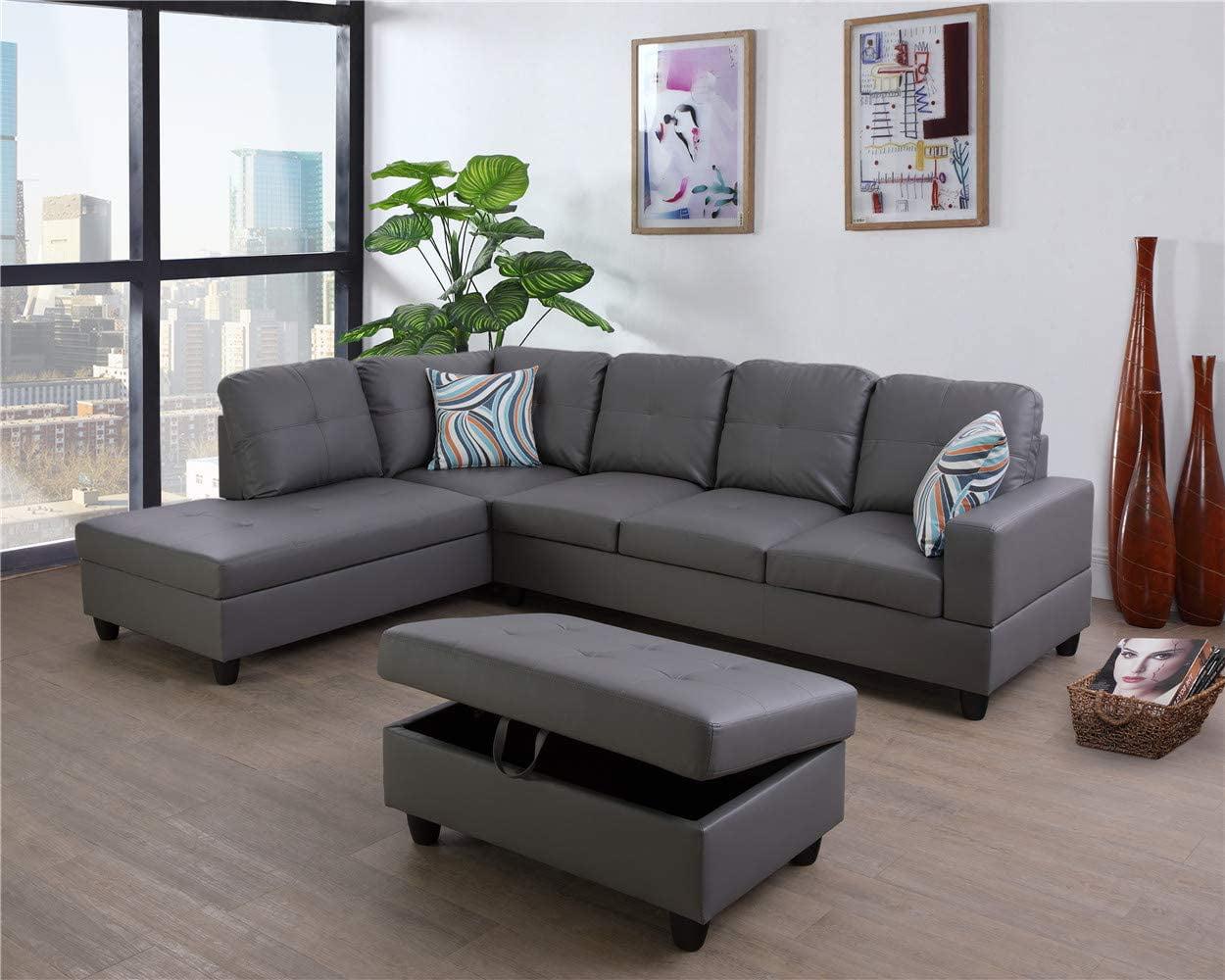 ainehome furniture sectional sofa set living room sofa
