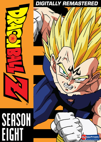 Dragon Ball Z Season 8 DVD Walmartcom
