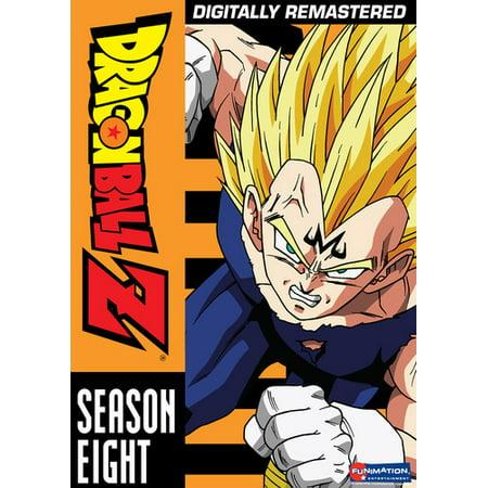 Dragon Ball Z  Season 8  Dvd