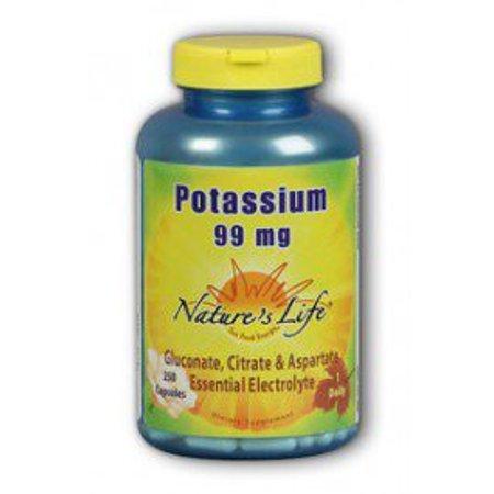 Potassium 99mg Nature