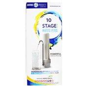 New Wave Enviro 796515300000 premium 10-Stage Syst-me de filtration de comptoir