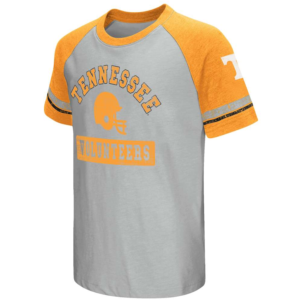 Tennessee Volunteers Youth Colosseum All Pro Raglan T-Shirt