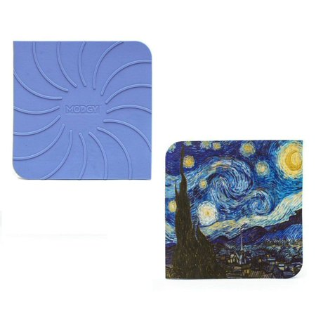 Modgy Silicone Jar Opener / Trivet - Vincent van Gogh Starry Night