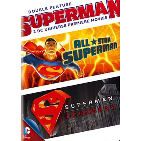 Superman: 2 DC Universe Premiere Movies (DVD) ()