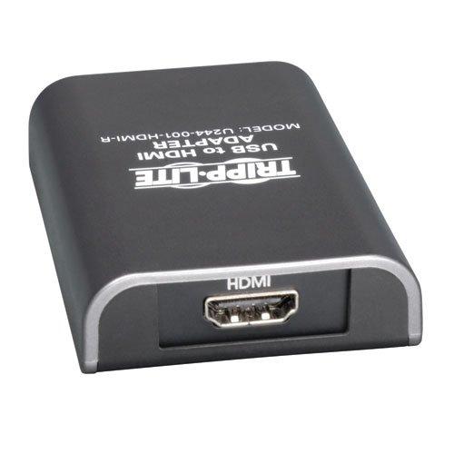 Tripp Lite USB 2.0 to HDMI Dual or Multi Monitor External...