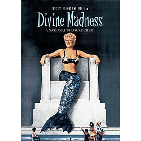 Bette Midler: Divine Madness (DVD)