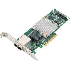 8885Q RAID 0/1/10 SAS 1GB PCIE MD2 2 SFF 8643 INT 2 SFF 8644 EXT
