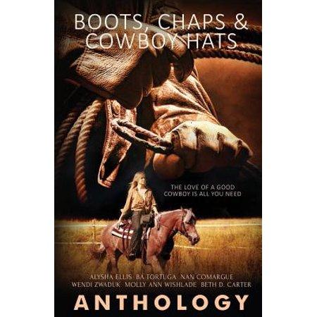 Boots, Chaps and Cowboy Hats - Child Cowboy Chaps